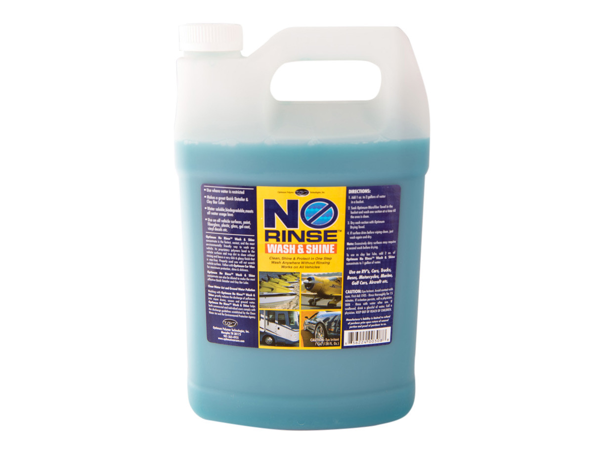Optimum No Rinse >> Optimum No Rinse Onr Wash 1 Gal Car Care Shoppe Canada
