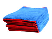 "Car Care Shoppe Plush Microfiber Polishing Towel 16""x24"" (5-pack) - carcareshoppe.com"