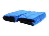 "Car Care Shoppe Luxurious Microfiber Towel 16""x16"" (10-pack) - carcareshoppe.com"