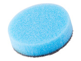 "2"" Lake Country Hydrotech Cyan Heavy Polishing Pad - carcareshoppe.com"