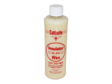 Collinite Insulator Wax No. 845 16oz. - CarCareShoppe.com