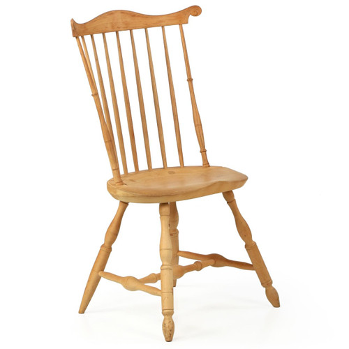 American Lancaster Style Fanback Windsor Side Chair