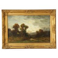 Edward Loyal Field (American, 1856-1914) Tonalist Landscape