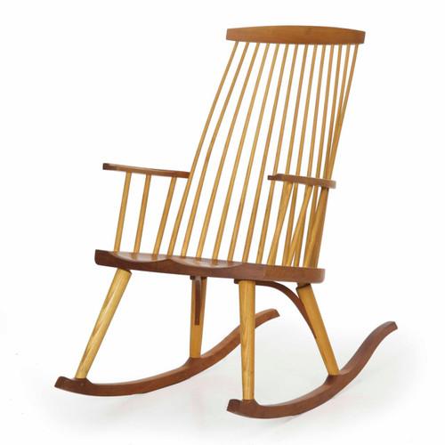 "Thomas Moser ""New Gloucester"" Rocker Chair circa 1992"