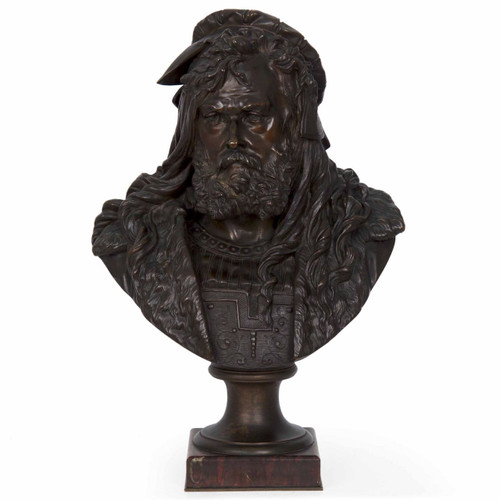 """Bust of Albrecht Dürer"", bronze 