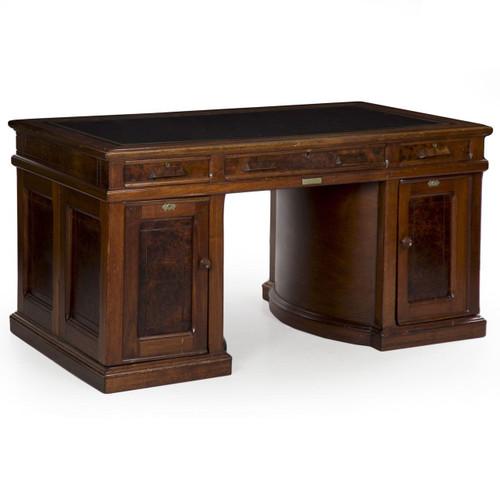 Wooton's Patent No. 8 Standard Grade Rotary Desk circa 1880s