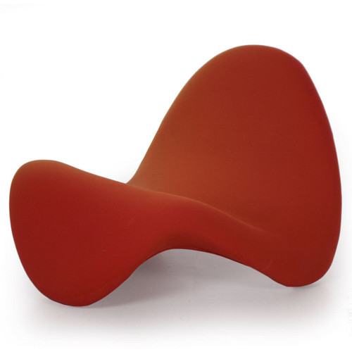 """Tongue Chair"" (1967) by Pierre Paulin for Artifort"