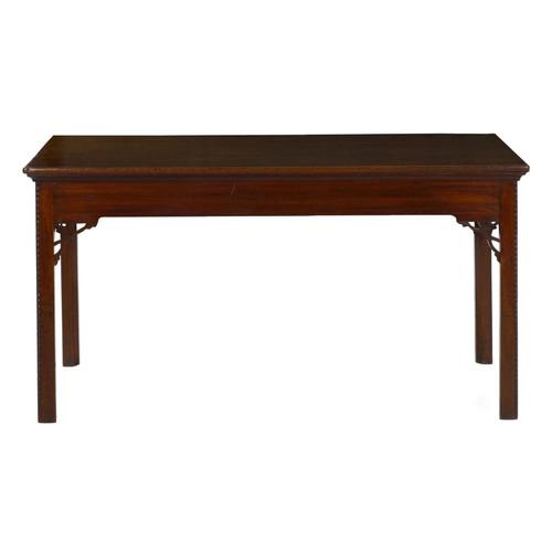 Chippendale Mahogany Sideboard Table | England, circa 1790