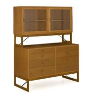 Oak Bookcase Cabinet | Børge Mogensen for Karl Andersson & Söner