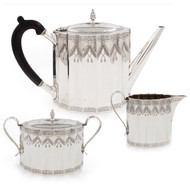 Gorham Sterling Silver 3 Piece Tea or Coffee Service