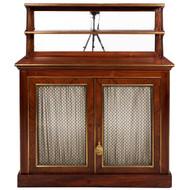 Regency Style Rosewood Chiffonier Console