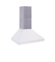 Custom Seamless Flue for 10' Ceiling