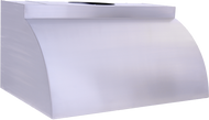 36 Inch Pro-Line Convex Range Hood