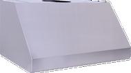 42 Inch Pro-Line Bull Nose Range Hood
