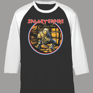 Spooky Empire 2019 Exclusive Raglan T-Shirt