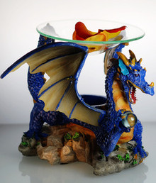 Blue Dragon Poly Oil Burner