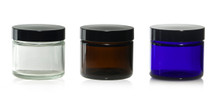 2 oz Glass Jars