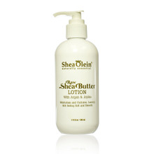 Shea Olein-Natural Raw Shea Butter Lotion 240 ml