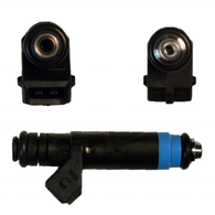 80 lb/hr Siemens Deka Fuel Injector High Impedance (Long Style) EV1 Connector