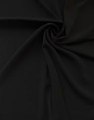 Odessa Reversible Stretch Crepe Jersey Black