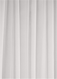 Diamond White Sheer Dress Fabric