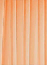 Salmon Sheer Dress Fabric