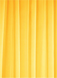 Canary Yellow Sheer Dress Fabric