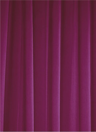 Fuchsia Sheer Dress Fabric
