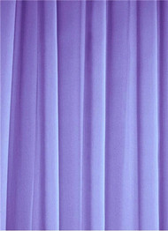 Periwinkle Sheer Dress Fabric