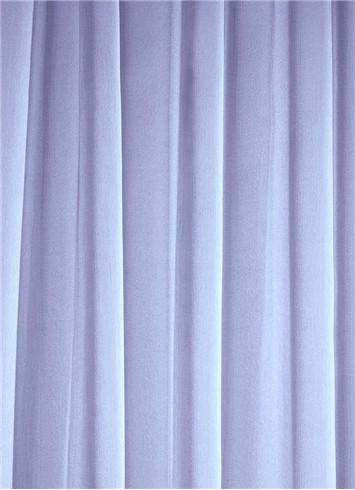 Steel Blue Sheer Dress Fabric