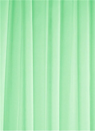 Mint Sheer Dress Fabric