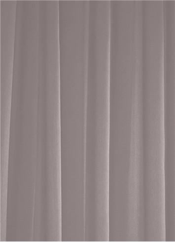 Grey Sheer Dress Fabric