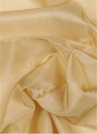 Champagne dress lining fabric