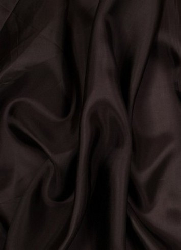 Chocolate dress lining fabric