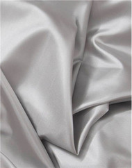 Silver dress lining fabric