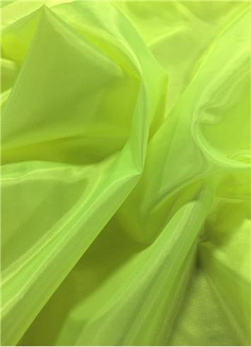 Neon Yellow dress lining fabric