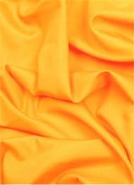 Orange dress lining fabric