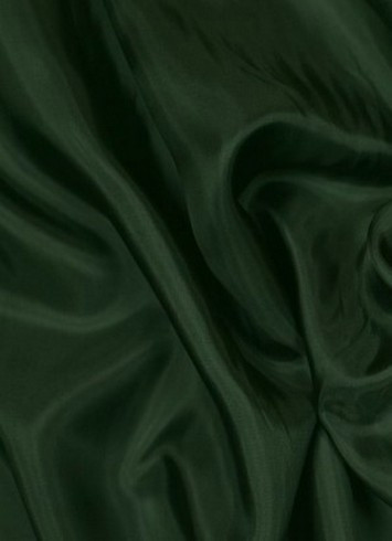 Hunter Green dress lining fabric