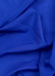Royal Blue dress lining fabric