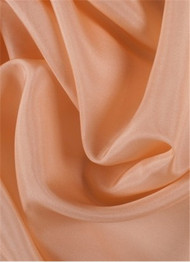 Peach dress lining fabric