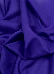 Deep Purple dress lining fabric