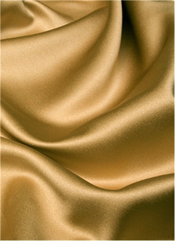Victorian Gold Duchess Satin Fabric Bridal Fabric By The