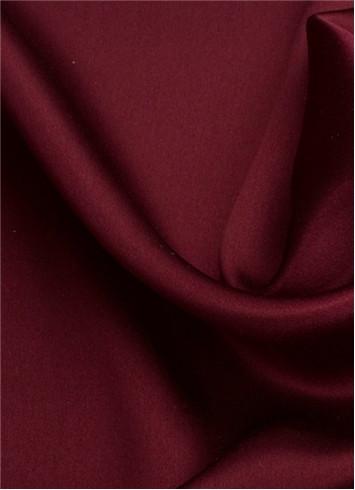 Bordeaux Duchess Satin Fabric