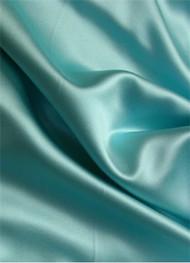 Tiffany Blue Duchess Satin Fabric