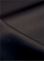 Ultra Black Duchess Satin Fabric