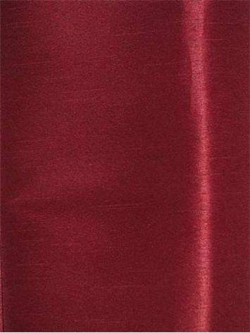 Bordeaux Poly Shantung Fabric
