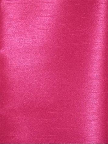 Fuschia Poly Shantung Fabric