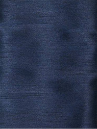 Navy Poly Shantung Fabric