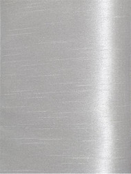 Silver Poly Shantung Fabric