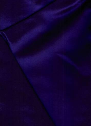 Purple Black Iridescent Taffeta Fabric
